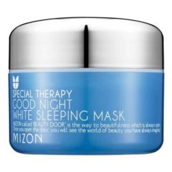 Całonocna Maska/Krem do Twarzy, Good Night White Sleeping Mask, Mizon, 80ml