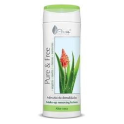 Mleczko do Demakijażu Pure & Free, Aloe Vera , Ava Laboratorium, 250 ml