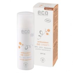 Krem CC SPF50 do Cery Ciemnej, Eco Cosmetics, 50 ml