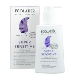Żel do Higieny Intymnej Super Sensitive, Ecolatier, 250 ml