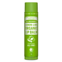 Organiczny Balsam do Ust Cytrus-Limonka, Dr. Bronner's, 4 gr