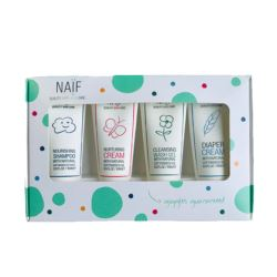 Mini Set, Naif, 4 x 15ml