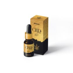 Olejek CBD 15%, BeHemp, 10 ml