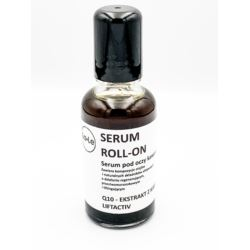 Serum Roll-On pod Oczy Kawowe, La-Le, 30 ml