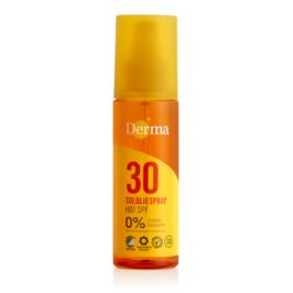 Olejek do Opalania, SPF 30, Derma Sun, 150ml